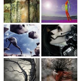 February 2012 Fine Art Exhibition, featuring: TomJüris, Eva Verhoeven, Miguel Nogueira, Bruce Lan (Cheng Lan), Anima Somnia, Tomasz Strzalkowski