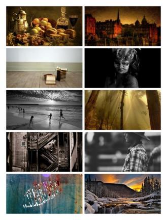 March 2012 Photography exhibition, featuring: Neil Jolly, Irene Burdell, Konrad Bazan, Afonso Azevedo Neves, Andrew Wilson, Jill Fisher, Den McKervey, Kevin McGennan, Nadine Unsworth Watterson, Tracey Stevens