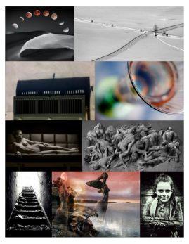 July 2011 Photography Exhibition, featuring: Josephine Pugh, Magali, Gregoria Gregoriou, Steven Sandner, Antanas, Erwin Kotzab, Vitaliy Vasiliev and Elena Vasilieva, Rik Williams, Glenn Stephenson