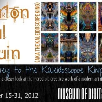 MoDFA Solo Art Exhibition 2012 - featuring Marlon Bruin