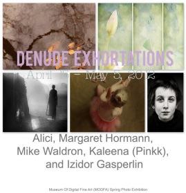 April 2012 Photography Exhibition