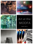 MODFA April 2012 Art Exhibition