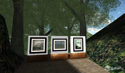MoDFA New Archived Displays on in3Dgallery